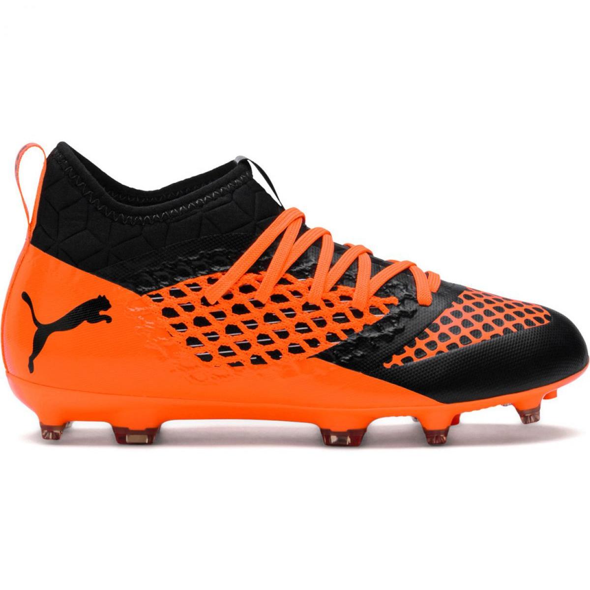 Botas de fútbol Puma Future 2.3 Netfit Fg Ag Color Sh Jr 104836 02