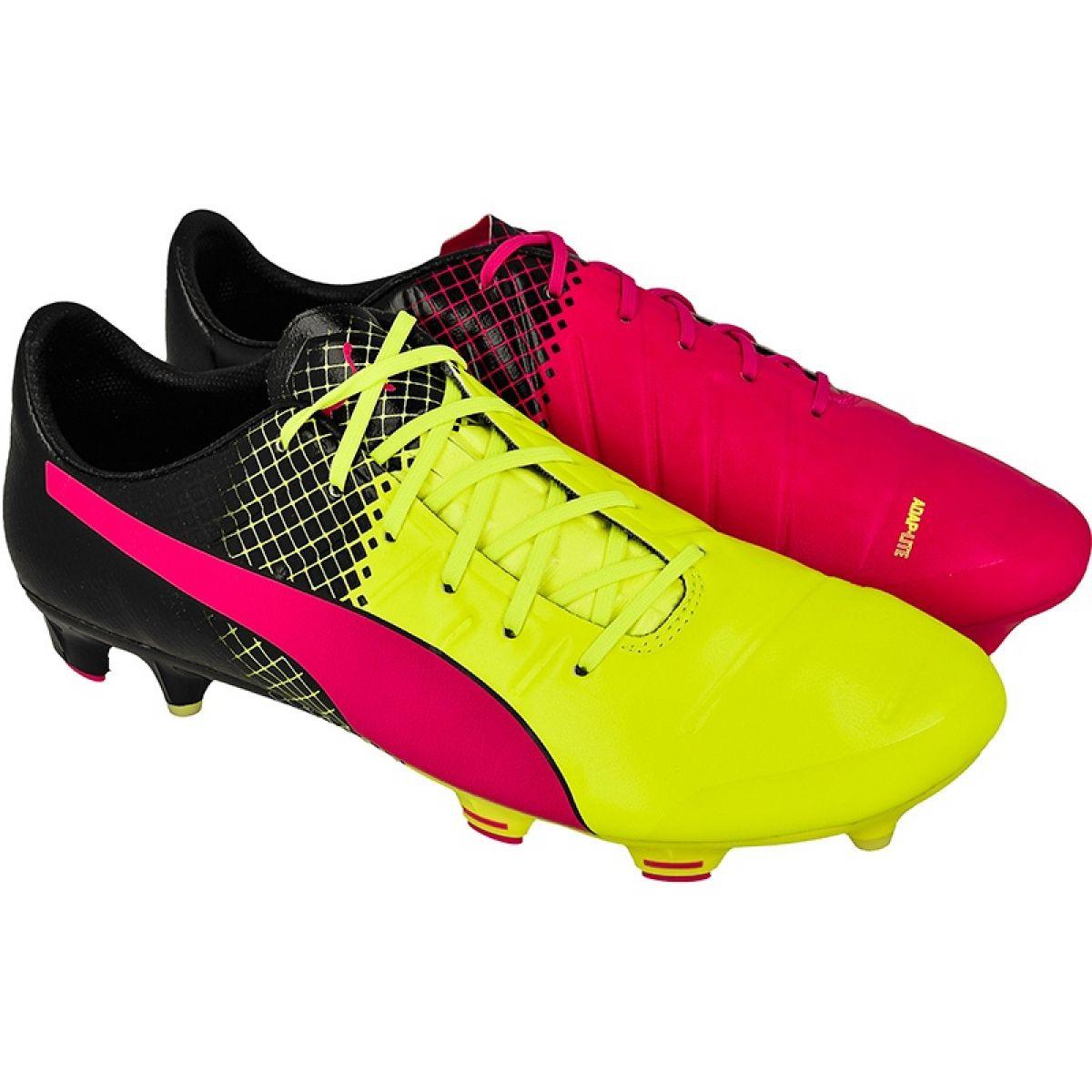 d4a42582148 Botas de fútbol Puma evoPOWER 1.3 Trucos Fg M 10358101 - ButyModne.pl