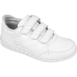 Blanco Zapatillas Adidas AltaSport Cf Jr BA9524