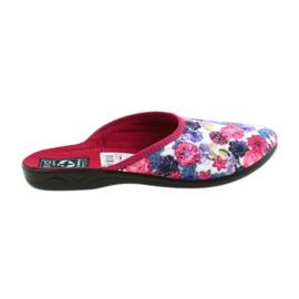 Multicolor Zapatillas de terciopelo Adanex 23773