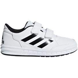 Blanco Zapatillas Adidas AltaSport Cf Jr D96830