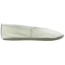 Zapatillas de gimnasia blanco