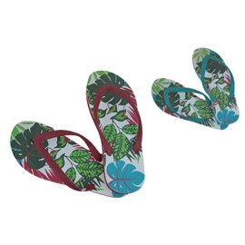 Zapatillas, chanclas Speedo Jungle Thong multicolor