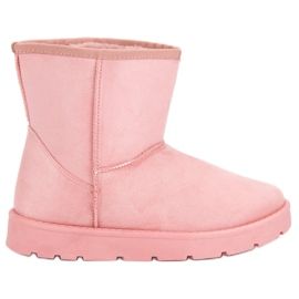 Seastar rosa Botas de nieve mukluki