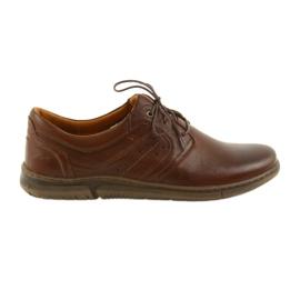Botas bajas Riko hombre zapatos marrón 870