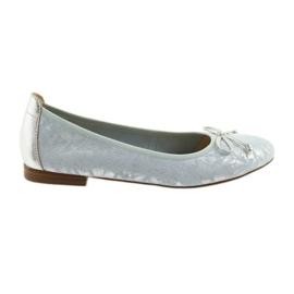 Zapatillas bailarinas caprice para mujer 22102