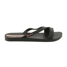 Negro Chanclas Ipanema para zapatos de mujer 26263