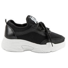 Mckeylor negro Zapatos deportivos