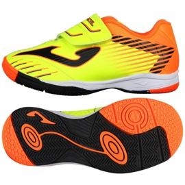 Zapatos de interior Joma Tactil 911 In Jr TACS.911.IN amarillo amarillo