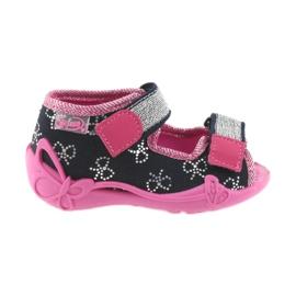 Zapatillas befado para niños 242P089 azul marino