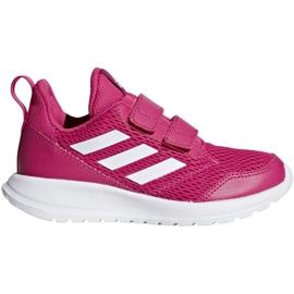 Rosa Zapatillas Adidas AltaRun Cf K Jr CG6895