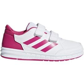 Blanco Zapatillas Adidas AltaSport Cf K Jr D96828