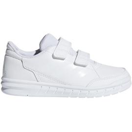 Blanco Zapatillas Adidas AltaSport Cf K Jr D96832