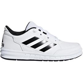 Blanco Zapatillas Adidas AltaSport K Jr. D96872