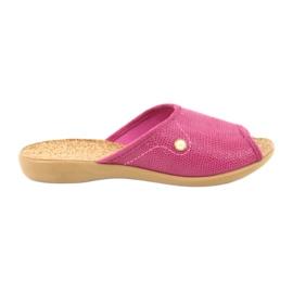Zapatos de mujer befado pu 254D092 rosa