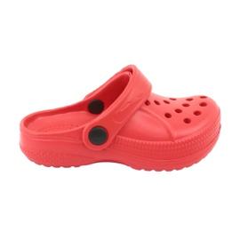Zapatos befado otros niños - rojo 159X005