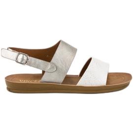 Cómodas sandalias VINCEZA gris