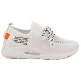 Mckeylor blanco Zapatillas deportivas antideslizantes