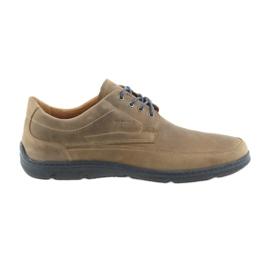 Badura 3390 zapatos deportivos marrones marrón