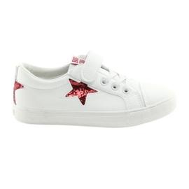 Zapatillas Velcro Big Star estrella 374102