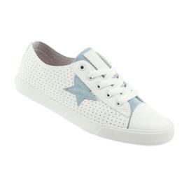Zapatillas Big Star estrella azul 274692