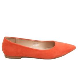 Bailarina de mujer naranja 3157 naranja