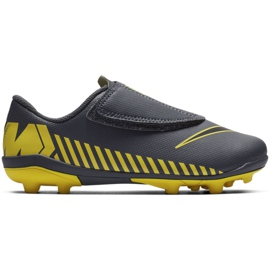 Calzado de fútbol Nike Mercurial Vapor 12 Club PS (V) Mg Jr AH7351-070