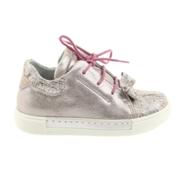 Ren But Zapatos de piel de rin 3303 rosa perla