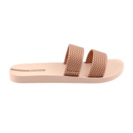 Zapatillas Ipanema para mujer 26223 en polvo rosa
