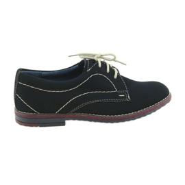 Marina Zapatos de niño Gregors 429 azul marino.