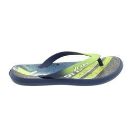 Zapatillas zapatillas infantil Rider 82563 azul marino.