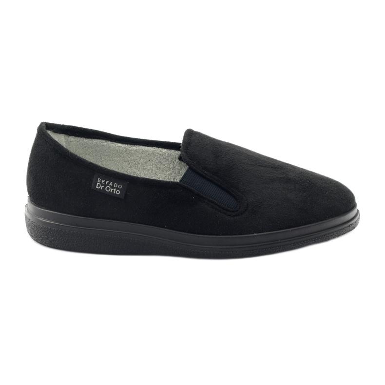 Zapatos de mujer befado pu 991D002 negro