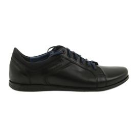 Calzado deportivo de hombre Nikopol 1703 negro