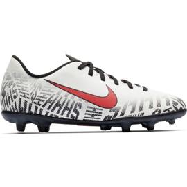 Mercurial Nike Neymar Vapor 12 Club Fg Jr. AV4762-170 Calzado de fútbol blanco multicolor