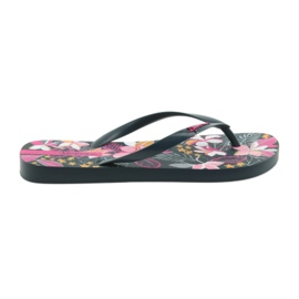 Zapatillas de mujer fragantes Ipanema 82661 azul marino. marina