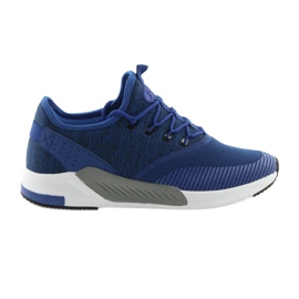 Calzado deportivo de hombre DK 18470 azul