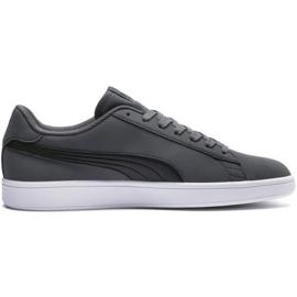 Zapatos Puma Smash v2 Buck M 365160 08 gris