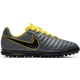 Zapatillas de fútbol Nike Tiempo Legend 7 Club Tf Jr AH7261-070