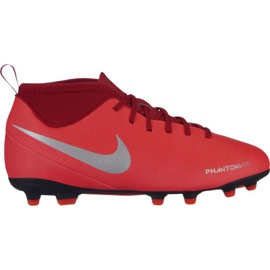 Las botas de fútbol Nike Phantom Vsn Club Df Fg Mg Jr AO3288-600
