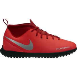Zapatillas de fútbol Nike Phantom Vsn Club Df Tf Jr AO3294-600