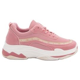 Zapatillas deportivas VICES rosa