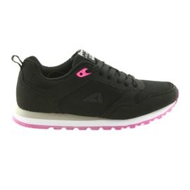 Zapatillas deportivas American Club WT26 Black