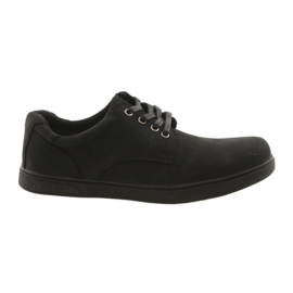 Zapatillas deportivas American Club CY23 negras negro