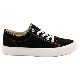 Kylie Zapatillas negras negro