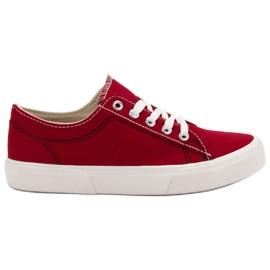Kylie Zapatillas rojas rojo