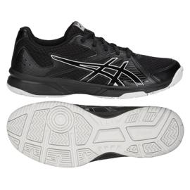 Zapatillas de voleibol Asics Upcourt 3 M 1071A019-001 negro multicolor