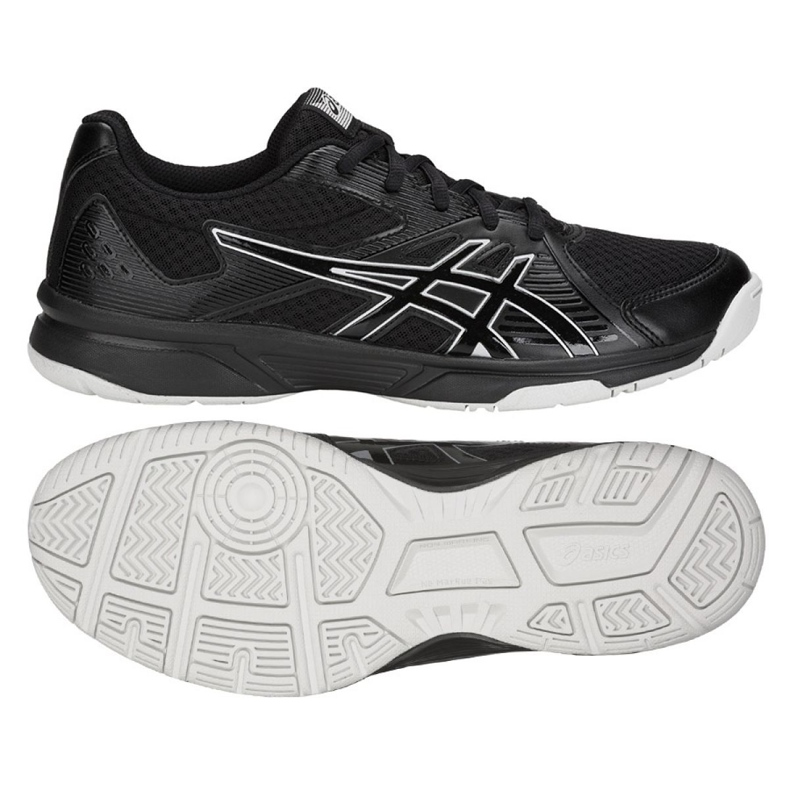 Zapatillas de voleibol Asics Upcourt 3 M 1071A019-001 negro negro