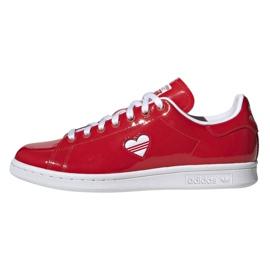 Zapatillas Adidas Originals Stan Smith en G28136 rojo