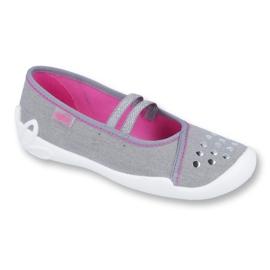 Gris Zapatos befado para niños 116Y252