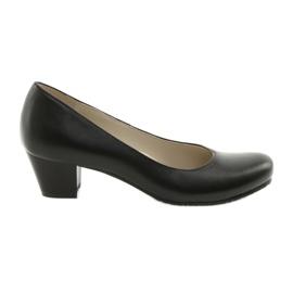Zapatillas de mujer Gregors 702 negras. negro